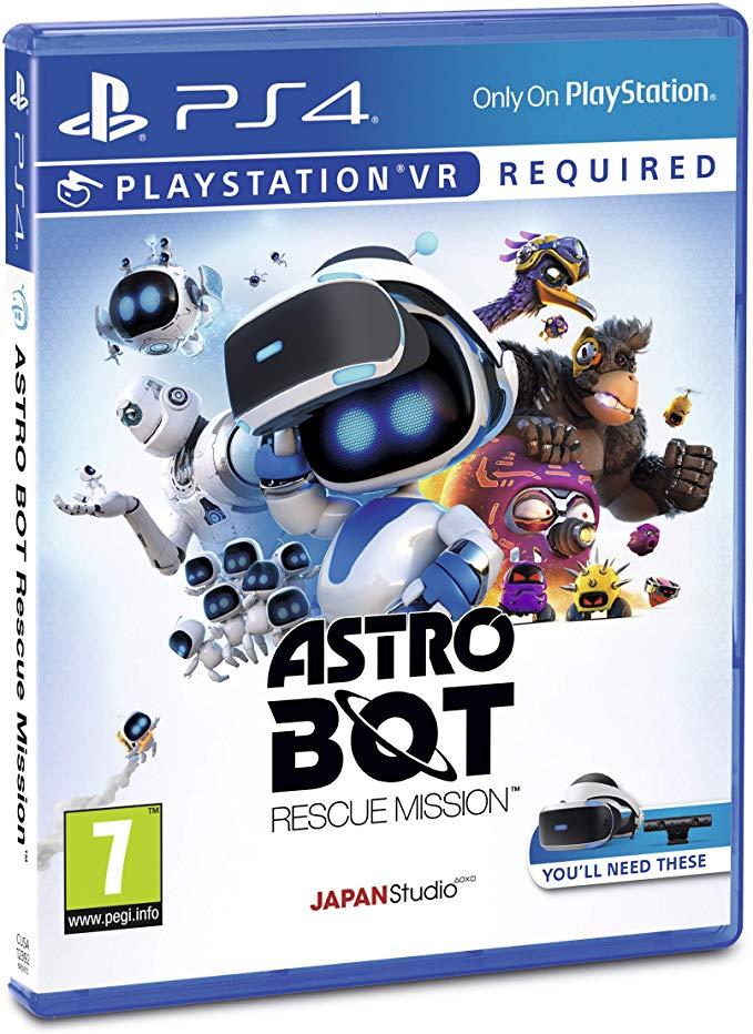Astro Bot Rescue Mission (PSVR) - £11.99 (Prime) @ Amazon (+£2.99 non-Prime)