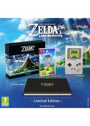 The Legend of Zelda: Link's Awakening - Limited Edition (Nintendo Switch) - £69.99 @ Base.com