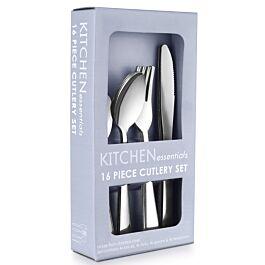 Robert Dyas - 16-Piece Stainless Steel Cutlery Set - Free C&C £2.99