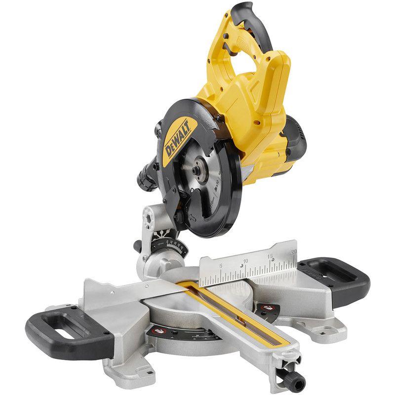Dewalt DWS774-GB Compact Sliding Mitre Saw £149.98 @ Toolstation