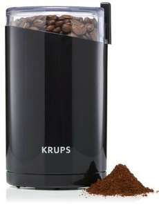 Krups Coffee & Spice Mill Grinder With Twin S/Steel Blades - Twin Function Mill £17.99 @ Ebay / homeallure