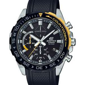 Casio Edifice Watch EFR-566PB-1AVUEF £75.75 with code EXTRA25. Free next day delivery @ Watchshop