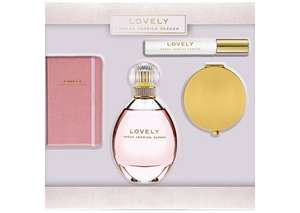 Sarah Jessica Parker Lovely 100ml+15ml Gift Set. £20.00 @ Superdrug