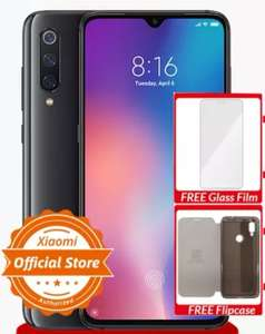 Global Version Xiaomi Mi 9 Mi9 6GB 64GB 48MP Triple Camera Snapdragon 855 + Free Case + Protector £231.36 @ Xiaomi Official Store/Aliexpress