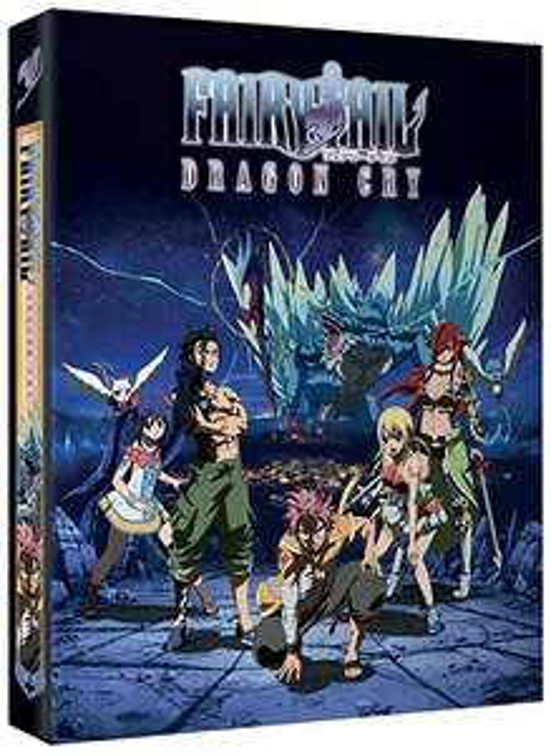 Fairy Tail - Dragon Cry - Collectors Combi [Blu-ray] £11.99 (Prime) / £14.98 (non Prime) at Amazon