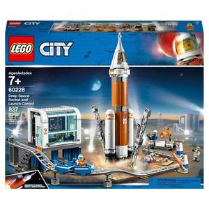 Lego 60228 Deep Space rocket and launch control £58.60 Tesco In store (Parrs Wood + Other locations confirmed))