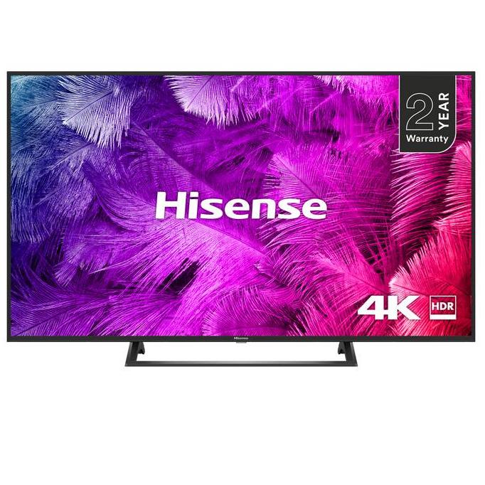 Hisense 50 Inch H50B7300UK Smart 4K HDR LED TV £299 (Free C&C) @ Argos