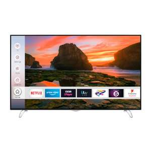 """Techwood 65AO8UHD 65"""" Smart 4K Ultra HD TV - HDR10 / Dolby Vision - £399 Delivered AO"""