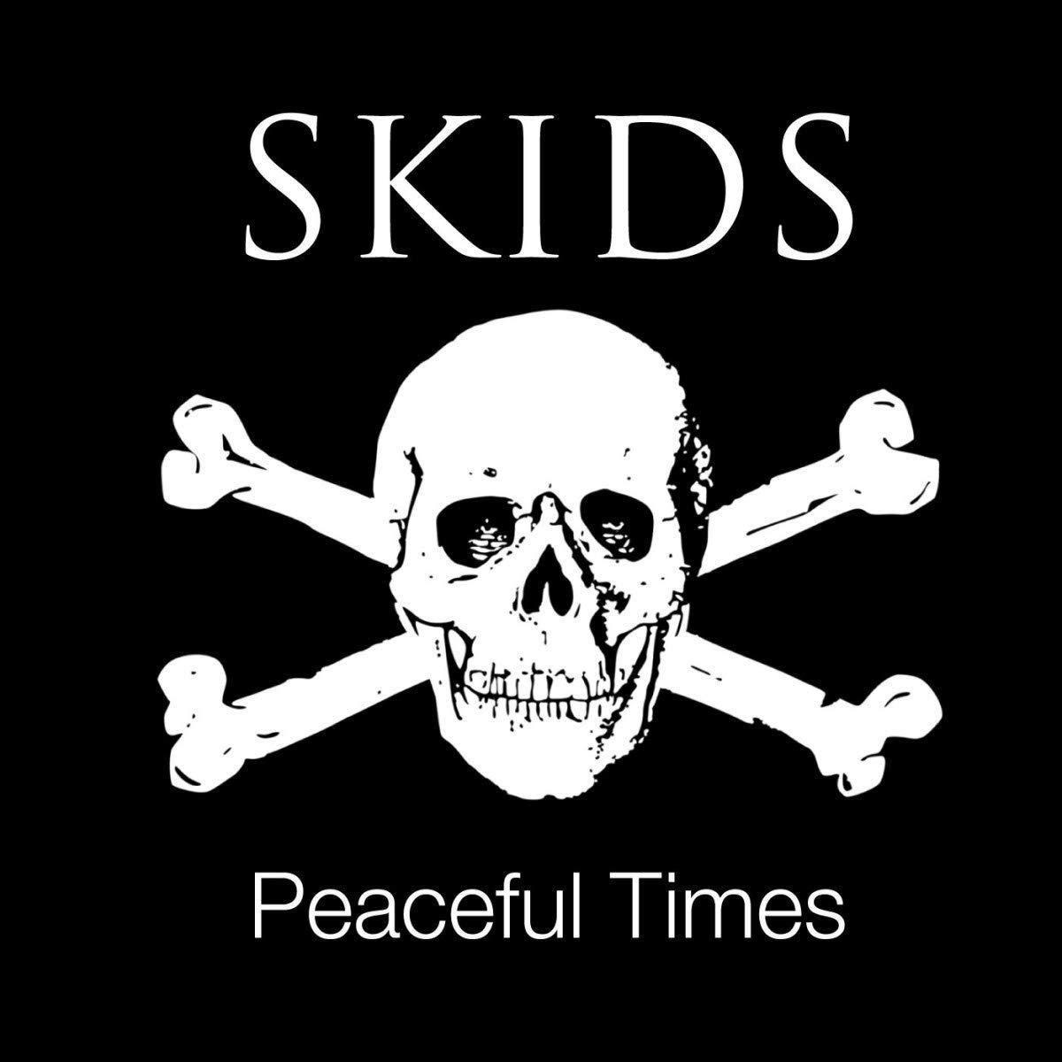 Skids - Peaceful Times [White VINYL] £7.09 (Prime) + £2.99 (non Prime) at Amazon + Auto Rip