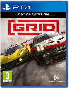 GRID - Day One Edition (PS4) for £26.36 delivered @ The Game Collection Outlet Ebay