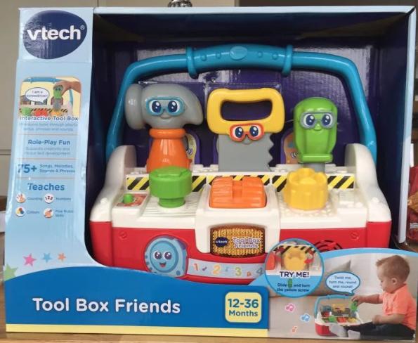 Vtech Tool Box Friends £8.50 @ Wilko Bletchley