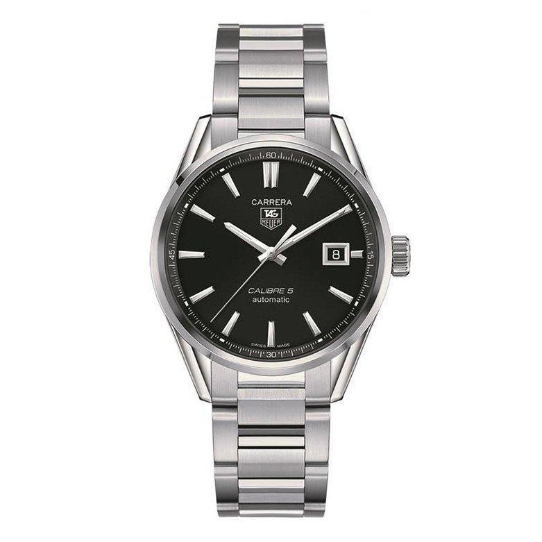 TAG Heuer Carrera Automatic Men's Watch £1,356 at Beaverbrooks
