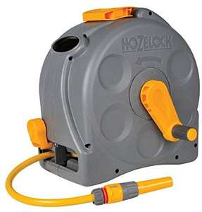 Hozelock Compact 2in1 Reel with 25m Hose - £28.23 @ Amazon