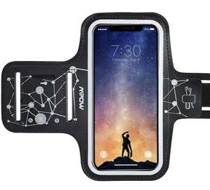 Mpow Running Armband for Smartphones £5.04 - Sold by SJH EU LTD and Fulfilled by Amazon (+£4.49 Non-prime)