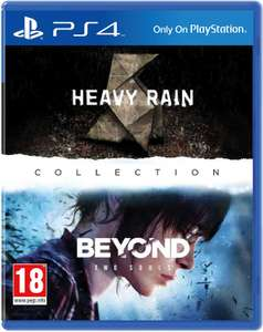 Heavy Rain & Beyond: Two Souls Collection (PS4) - £7.85 delivered @ Base