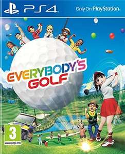 Everybody's Golf (PS4) - £7.99 delivered @ Base
