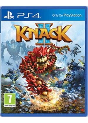 Knack 2 (PS4) - £8.85 delivered @ Base