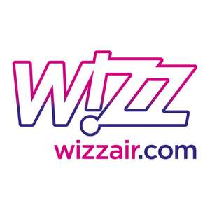 Wizzair 20% off sale - Today only