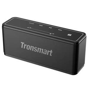 Tronsmart Mega 40W Portable Bluetooth 5.0 Speaker With Mic / NFC / Up to 15 Hours Playtime £34 Using Code - Sold by Tronsmart-UK & FBA