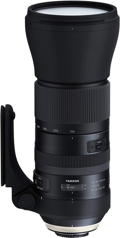 Tamron G2 150-600mm F/5-6.3 Canon & Nikon versions - £899.97 @ Clifton Cameras
