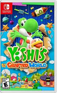 Yoshi's Crafted World (Nintendo Switch) - £33.56 delivered @ Amazon France