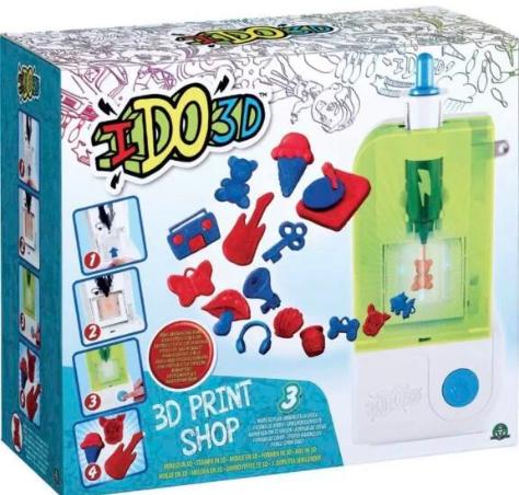IDO 3D Printer £3.99 @ Home bargains cramlington