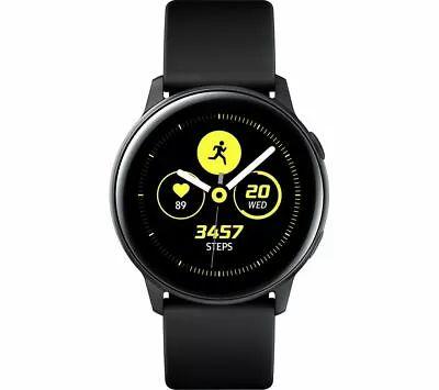 Samsung Galaxy Watch Active Black Grade B Refurbished £83 With Code @ Stock Must Go Ebay