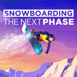 Nintendo Switch Snowboarding Game Download £1.99 Nintendo eShop