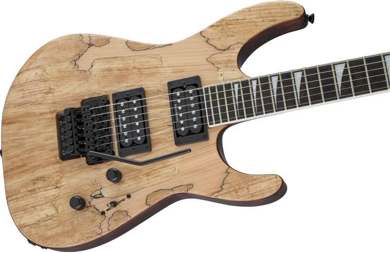Jackson X Series SLX Soloist Spalted Maple £349 at guitarguitar