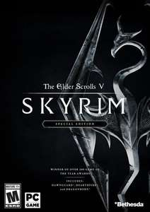 [Steam] The Elder Scrolls V 5 Skyrim Special Edition (PC) - £6.49 @ CDKeys
