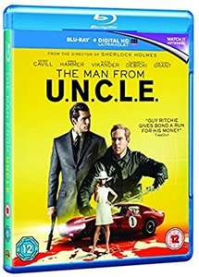 The man from U.N.C.L.E Blu ray £5 @ Amazon prime (£2.99 p&p non prime)