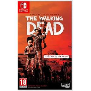 The Walking Dead: The Telltale Series - The Final Season (Switch) for £12.95 Delivered @ The Game Collection