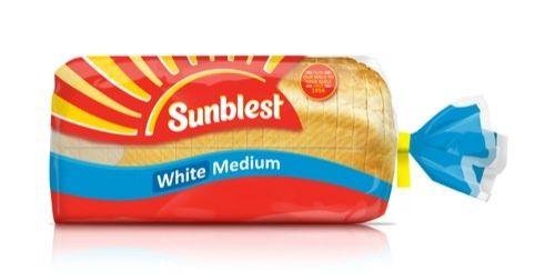 Sunblest bread 39p 800g in Farmfoods