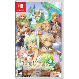 Rune Factory 4 Special (Nintendo Switch) Preorder - £27.95 @ TheGameCollection