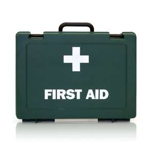 10 Person HSE Compliant 1st/First Aid Kit, £7.74 @ Amazon UK (+£4.49 non-prime)