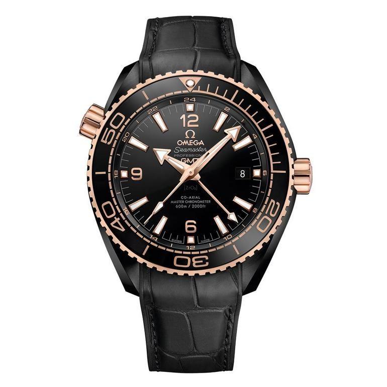 OMEGA Seamaster Planet Ocean 600M Co-Axial Master Chronometer Men's Watch £7752 @ Beaverbrooks