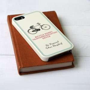Iphone Se/5/5s Case Bicycle 25p (Good if your buying other sale items) plus £2.99 postage @ Rex London