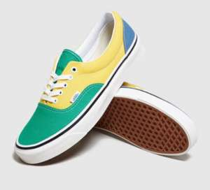 Vans Anaheim Era 95 DX trainers Now £18 (With Code) sizes 6 up to 12 @ Size? Free C&C or £3.99 Postage