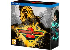 My Hero One's Justice 2 Collectors Edition £74.99 @ Game