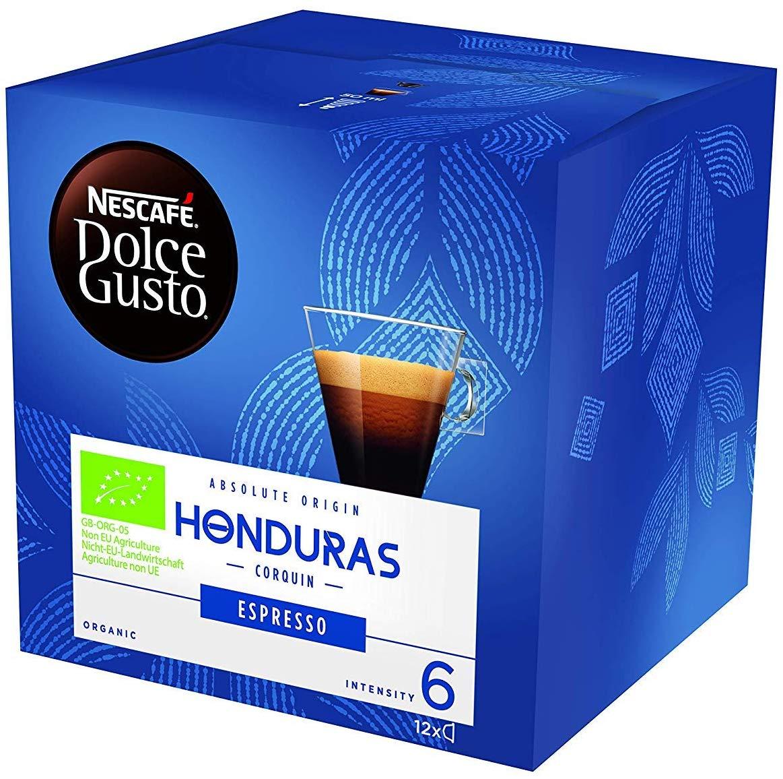 Nescafé Dolce Gusto Honduras Corquin Espresso Coffee Pods - £1.50, instore @ Fultons Sheffield