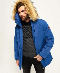 Superdry Rookie Down Parka Jacket only £32.39 @ Superdry eBay Store
