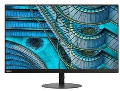 """Lenovo ThinkVision S27I-10 27"""" FULL HD IPS MONITOR + 3 Year Warranty - £109 @ Box"""