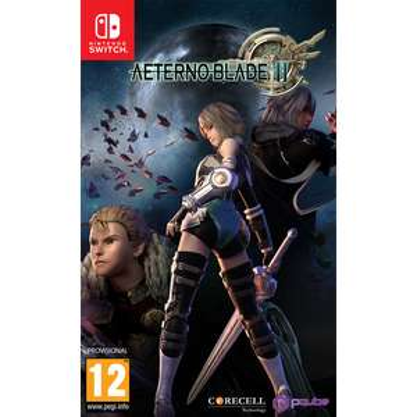AeternoBlade 2 - Nintendo Switch - Base.com - £13.85