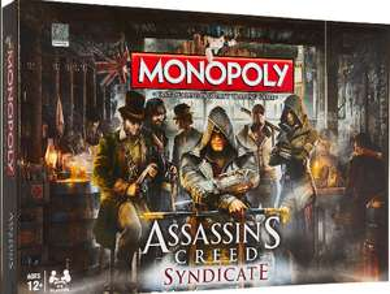 Assasins Creed Monopoly - £13 @ TK Maxx (+£1.99 Postage)