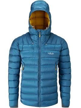 Rab Mens Electron Jacket - Ink Colour - £150 @ Climbers Shop