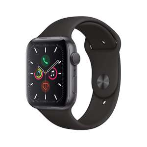 Apple Watch Series 5 44mm GPS at Amazon for £409