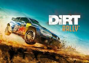 DiRT Rally (Steam PC) 51p with code @ Gamivo