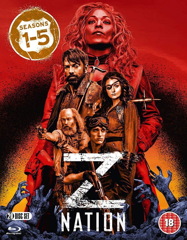 Z Nation: Season 1-5 Box Set [Blu-Ray] £19.11 (Prime) / £22.10 (non Prime) at Amazon