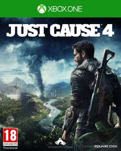 Just Cause 4 (Xbox One) for £7.95 delivered @ The Game Collection
