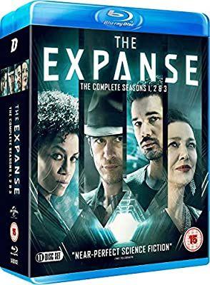 The Expanse:season 1/2/3 blu ray boxset £29.61 @ Amazon